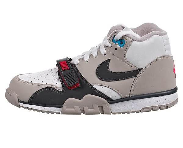 1 PinkUglymely Grey White Nike W Air Trainer PZXkiu