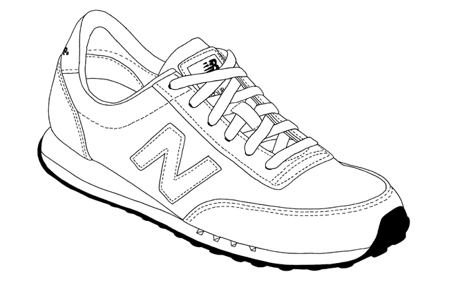 sneakerhead coloring book pages | sneakerhead | UGLYMELY – SNEAKERS STREET CULTURE BIKE ...