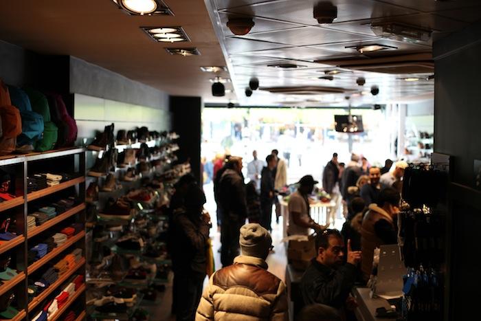 adidas boutique paris