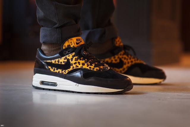 air max léopard homme