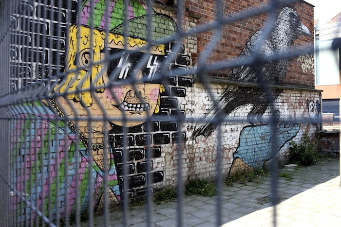 street art gand the place to trip