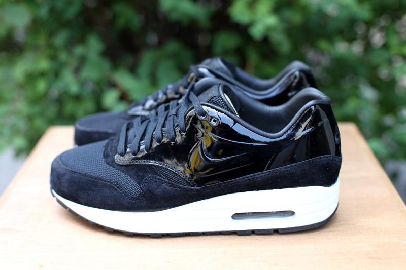 air max 1 noir cuir