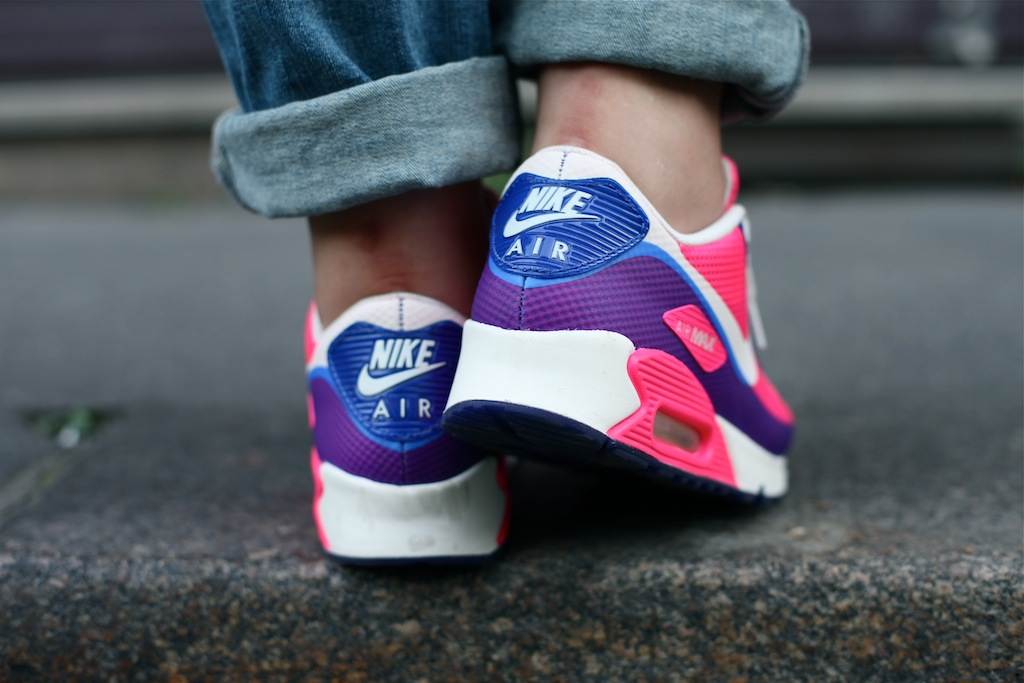 Nike Air Max 90 Hyperfuse 2013