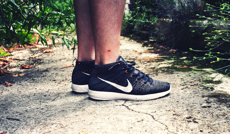 Nike Air Flyknit Chukka
