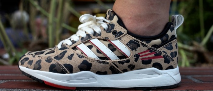 adidas sneakers super tech 2 leopard uglymely 2