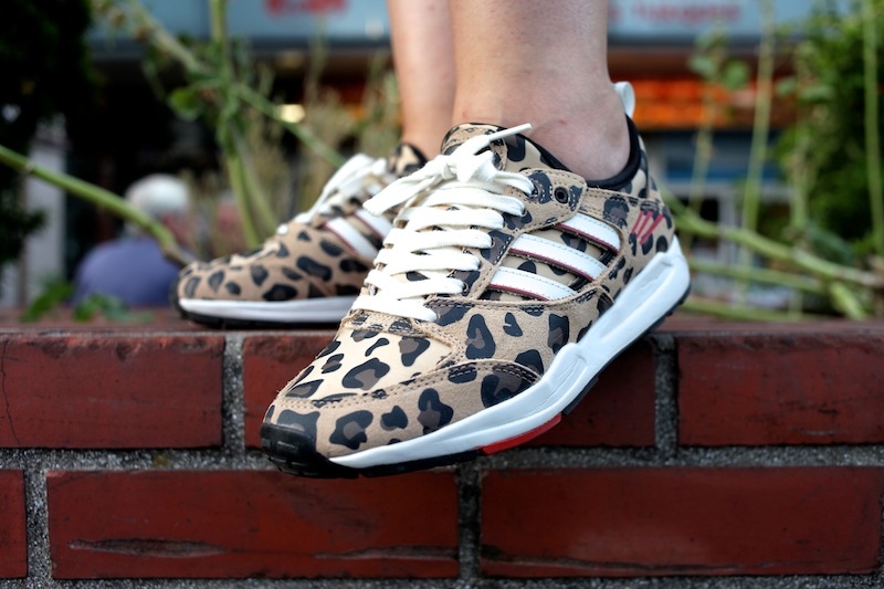 adidas sneakers super tech 2 leopard uglymely