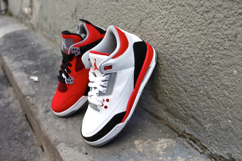 air jordan 3 firered mw shift uglymely