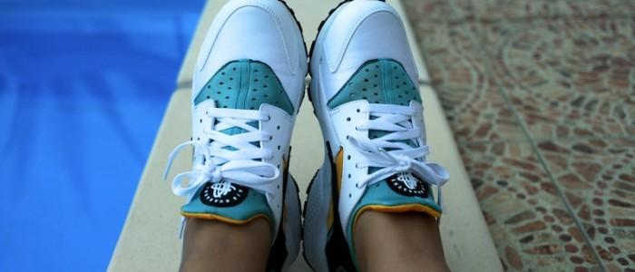 nike huarache vintage sneakers uglymely 2