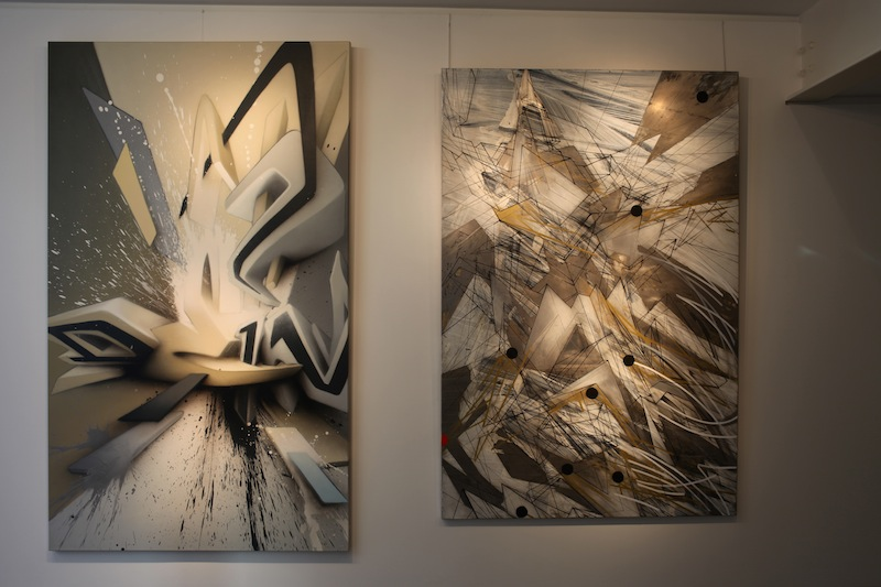 exposition abstraction 21 daim lokiss helene bailly. 2