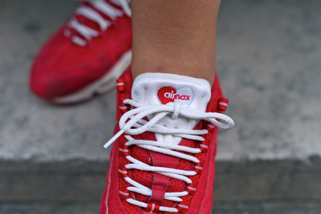 Nike Air Max 95 Valentine S Day Uglymely Sneakers Street Culture