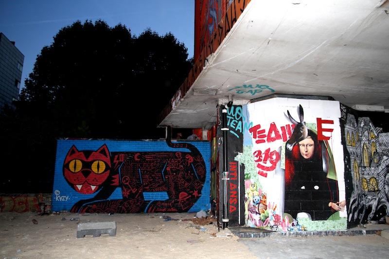 street art tour paris 13 3