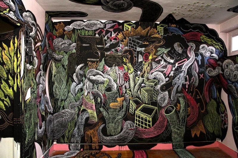 street art tour paris 13