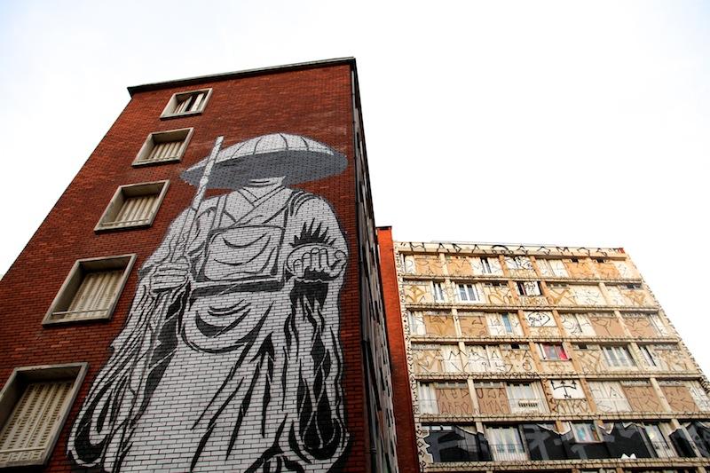 tour paris 13 galerie itinerance street art uglymely 2