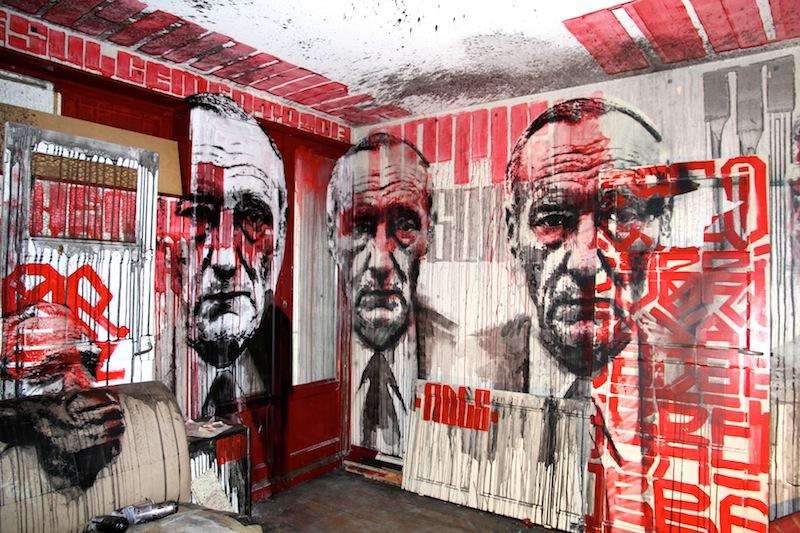 tour paris 13 galerie itinerance street art uglymely 6