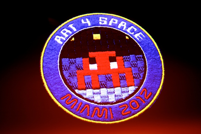 art 4 space espace cardin space invader 5