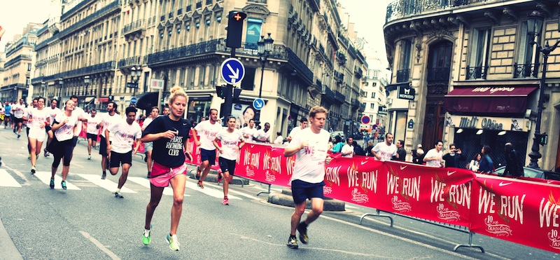 nike10km run paris uglymely