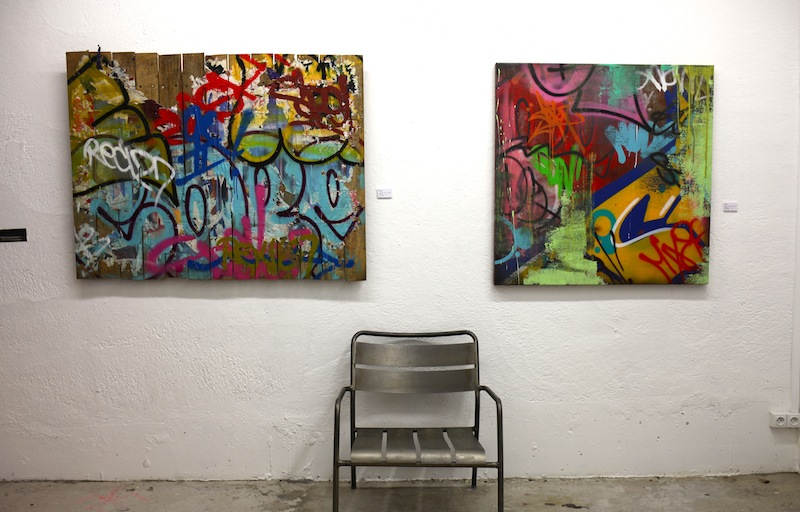 exposition cope2 galerie mathgoth paris 14