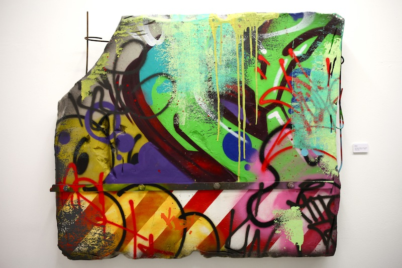 exposition cope2 galerie mathgoth paris 8
