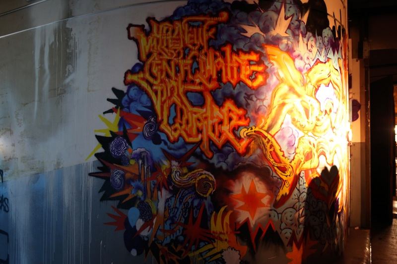 la manufacture 111 street art uglymely 12