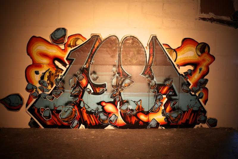 la manufacture 111 street art uglymely 14