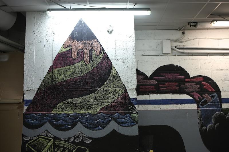 la manufacture 111 street art uglymely 2
