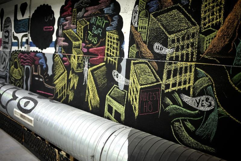 la manufacture 111 street art uglymely 3