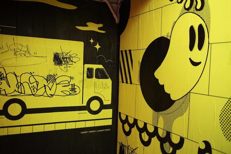 la manufacture 111 street art uglymely 5