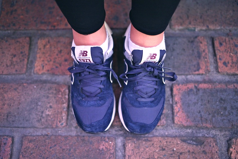 sneakers new balance 574 navy uglymely. 2