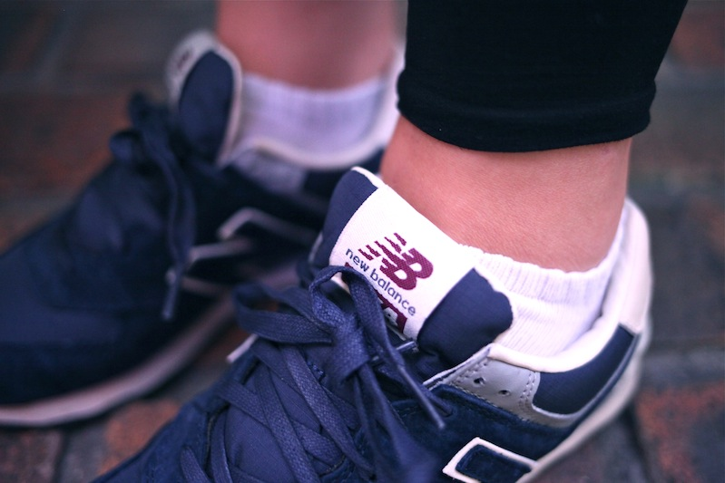 sneakers new balance 574 navy uglymely. 3