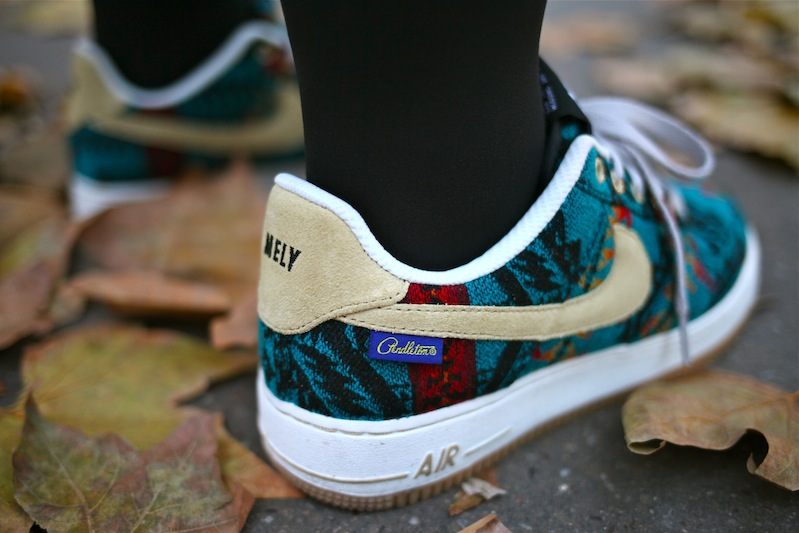 nike air force 1 iD pendleton uglymely 2