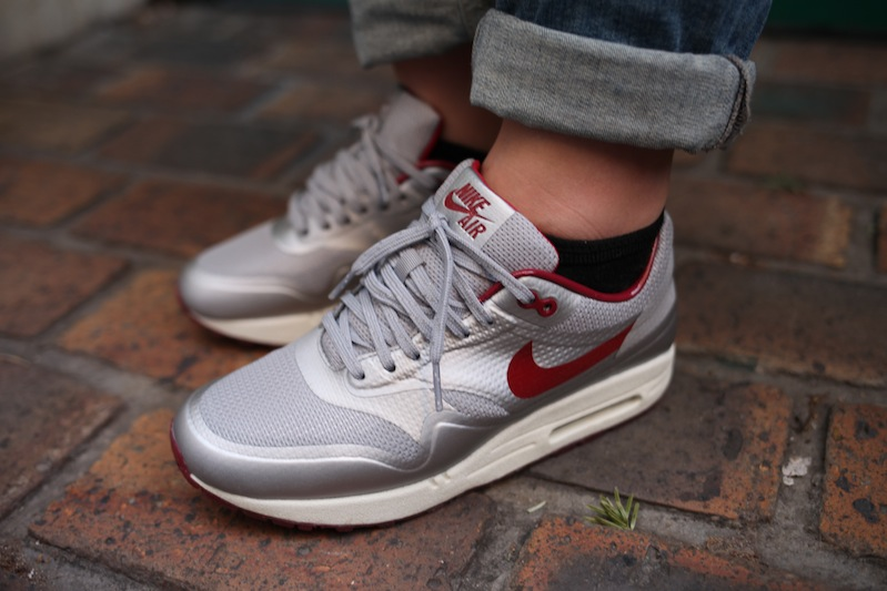 nike air max 1 hyperfuse night track uglymely � sneakers