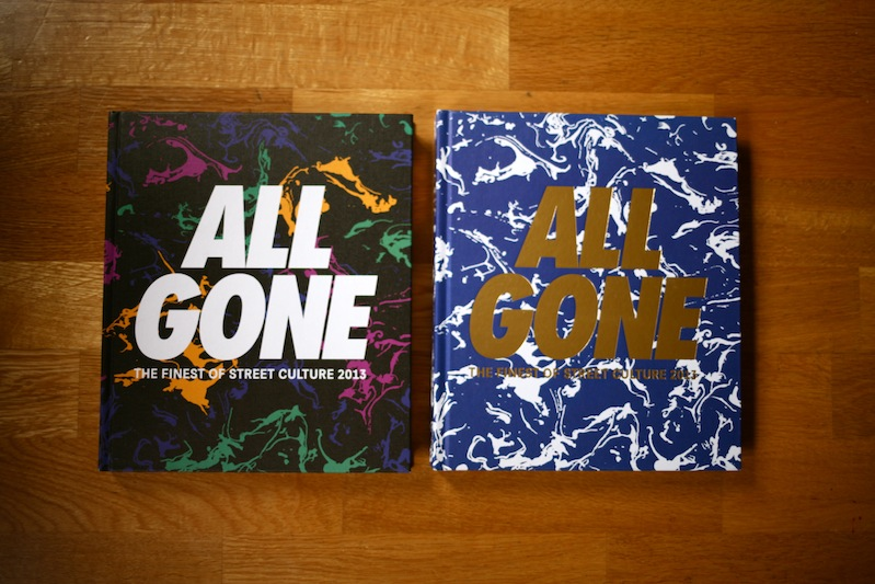 all gone book 2013 laMjc