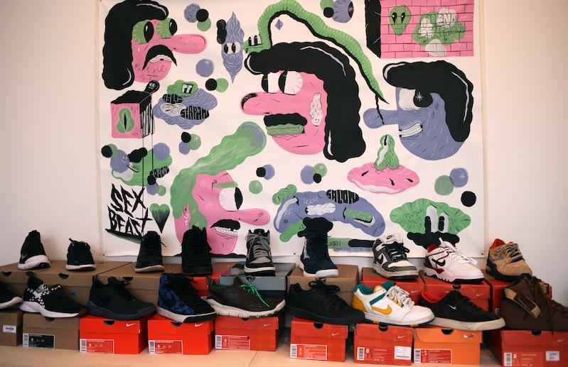 sneakerbowl paris event uglymely 3