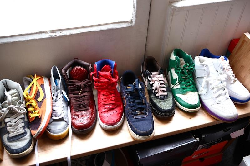 sneakerbowl paris event uglymely