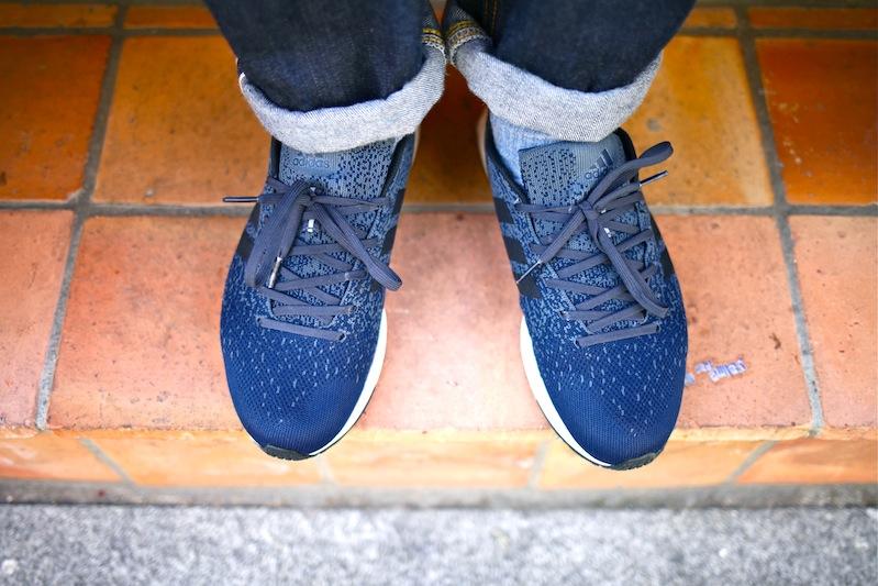 adidas adizero primeknit blue uglymely