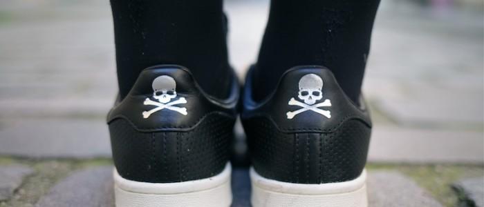 adidas stansmith mastermind uglymely 2