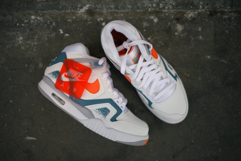 AIR TECH CHALLENGE II 'CLAY BLUE' 2