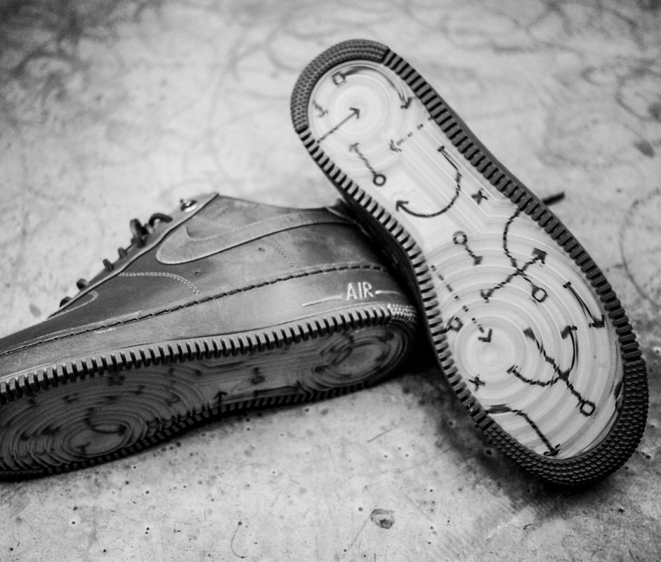 capsule pigalle nike air force 1