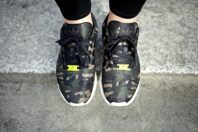 outlet store baa72 e5112 ... sneakers adidas zx flux camo footlocker uglymely 1 ...
