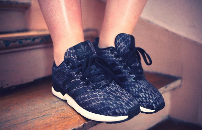 Adidas zx flux sneake sneakersnstuff uglymely.