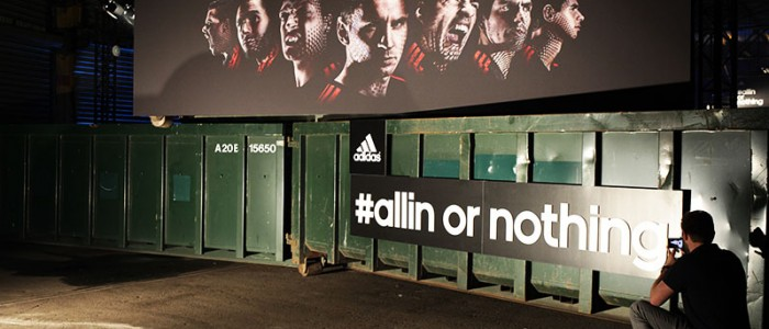 adidas allin or nothing party uglymely 17