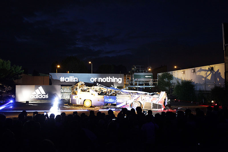 adidas allin or nothing party uglymely 8