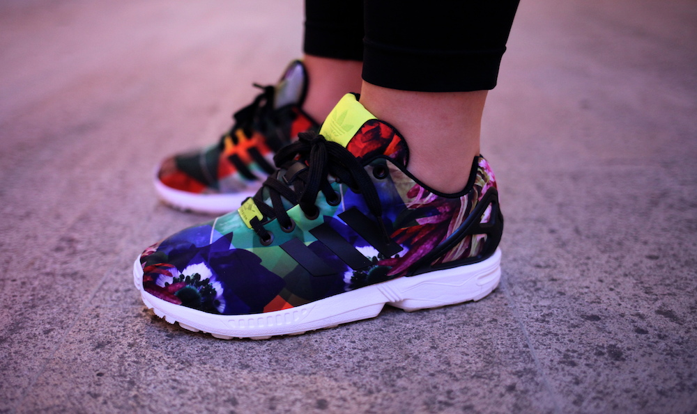 Adidas Zx Flux New York