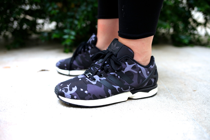 super popular fcdc3 66781 adidas zx flux camo pattern pack sneakersnstuff uglymely ...