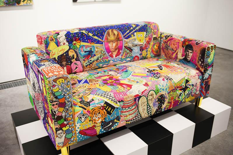 pharell williams girl exposition galerie perrotin uglymely7
