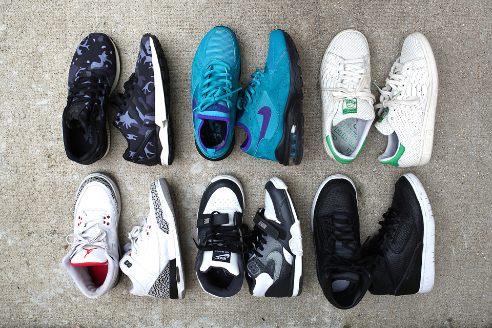 official photos 7beaa 7a27b ... Trainer 1 Python, Nike Air Python x DSM.  sneaker-rotation-ugly-mely-01-960x640 ...