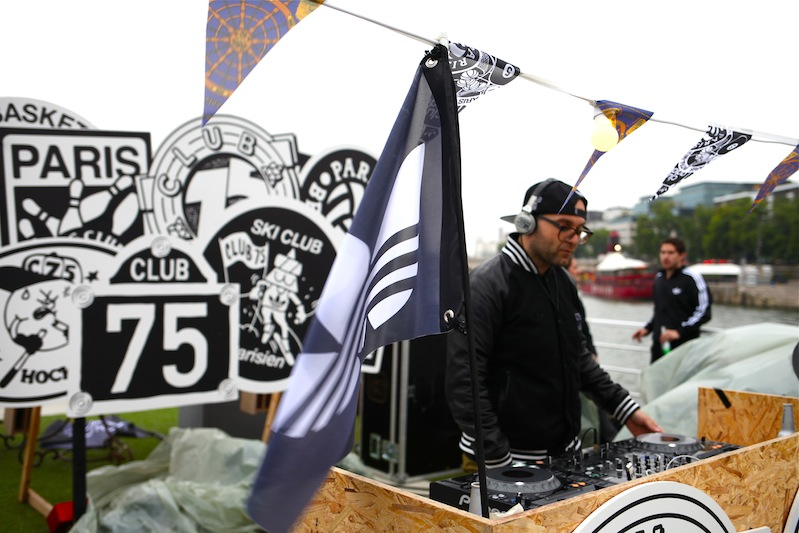 Adidas Originals club 75 cruise party uglymely 9
