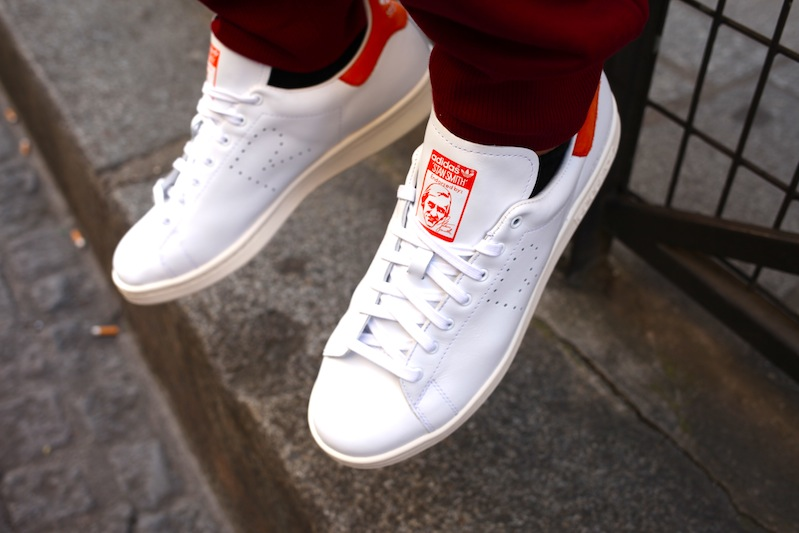 Stan Smith Adidas Orange
