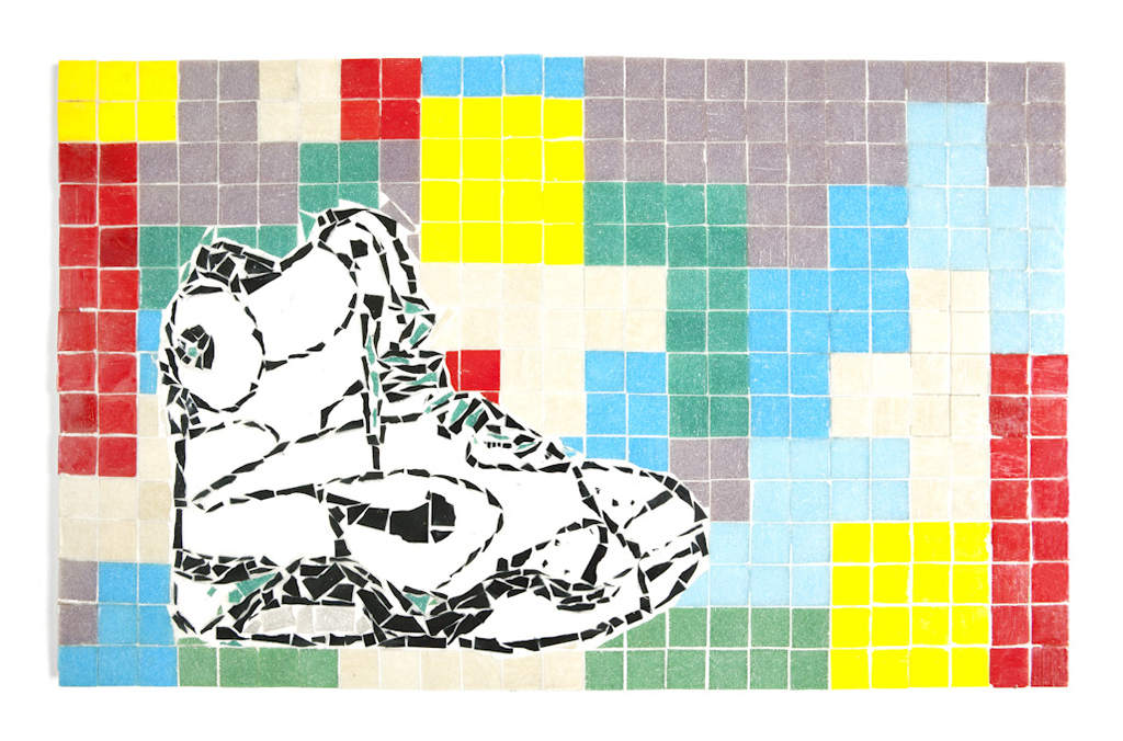 mosaique sneakers 1