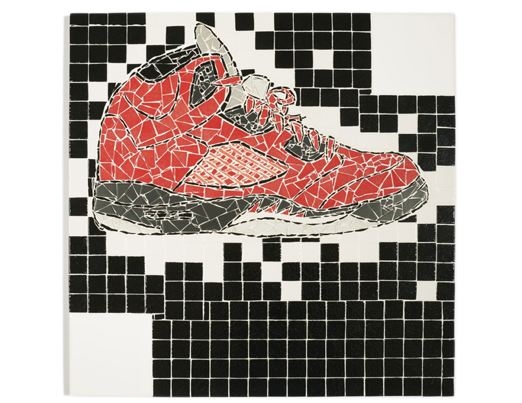 mosaique sneakers 2